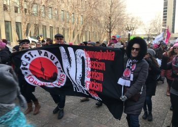 FCSP Toronto at Women's March 2018